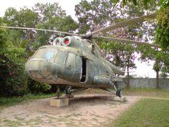 Mil Mi-8T XU-814, War Museum Cambodia
