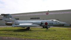 Mitsubishi F-104J Starfighter 76-8705 オールド・カーセンター