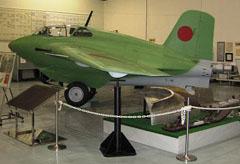 Mitsubishi J8M1 shunsui,   Mitsubishi Aircraft Factory Museum  三菱重工名古屋航空宇宙システム製作所小牧南工場資料室