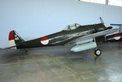 Mitsubishi Ki-43-II Hayabusa H-45 Indonesian Air Force, Museum Pusat TNI AU Dirgantara Mandala