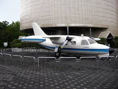 Mitsubishi Mu-2A JA8620   Niigata Science Museum  新潟県立自然科学館