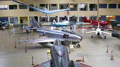 Museo Nacional de Aeronáutica Moron, Argentina