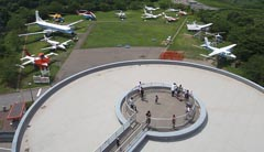 Museum of Aeronautical Science 航空科学博物館 Tokyo-Narita Airport Japan