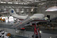 NAL Asuka 8501,  Kakamigahara Aerospace Museum かかみがはら航空宇宙科学博物館