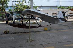 Nihon Kogata Hato Royal Thai Air Force, Royal Thai Air Force Museum Les Spearman