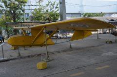 Nihon Kogata TobI Royal Thai Air Force, Royal Thai Air Force Museum Les Spearman
