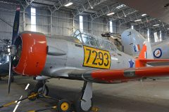 North American AT-6C Harvard Mk.4 7293 South African Air Force, SAAF Museum Cape Town