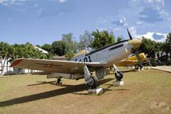 North American P-51D Mustang, Museo del Aire Cuba