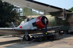 North American T-6F Texan F8-99 94 2244 Royal Thai Air Force, Royal Thai Air Force Museum Les Spearman
