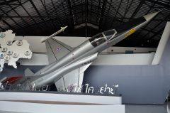Northrop F-5A Freedom Fighter 69159 1311 Royal Thai Air Force, Royal Thai Air Force Museum Les Spearman