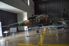 Northrop F-5A Freedom Fighter Royal Thai Air Force, Royal Thai Air Force Museum Les Spearman