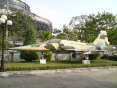 Northrop F-5A Freedomfighter 10272 Vietnam Air Force, Ho Chi Minh Campaign Museum Bảo Tàng Chiến Dịch Hồ Chí Minh