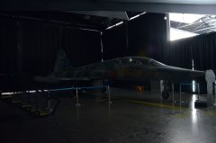Northrop F-5B Freedom Fighter Kh18k-1 09 70101 38438 Royal Thai Air Force, Royal Thai Air Force Museum Les Spearman