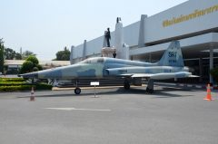 Northrop RF-5A Freedom Fighter TKh18-3 13 70104 97158 Royal Thai Air Force, Royal Thai Air Force Museum Les Spearman