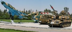 October Panorama Museum Damascus, Syria - www.aviationmuseum.eu