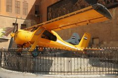 PZL 104-35A Wilga 42 Egyptian Air Force, National Military Museum المتحف الحربى القومى