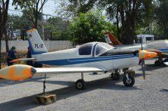 Pazmany PL-2 Royal Thai Air Force, Royal Thai Air Force Museum Les Spearman