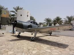 Percival Provost T.1 XF868, Sultan's Armed Forces Museum Muscat, Oman
