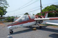 RFB Fantrainer 400 F18-01 27 4001 Royal Thai Air Force, Royal Thai Air Force Museum Les Spearman