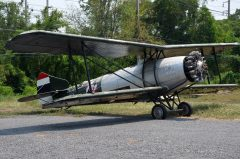 RTAF Boripatra (replica) Royal Thai Air Force, Royal Thai Air Force Museum Les Spearman