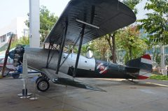 RTAF Boripatra (replica) Royal Thai Air Force, Royal Thai Air Force Museum Les Spearman