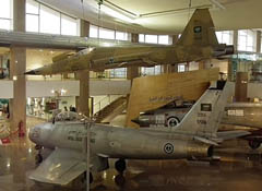 Saqr Al-Jazira Aviation Museum متحف صقر الجزيرة للطيران Royal Saudi Air Force Museum