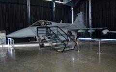 SAAB JAS39A Gripen 70100 Royal Thai Air Force, Royal Thai Air Force Museum Les Spearman