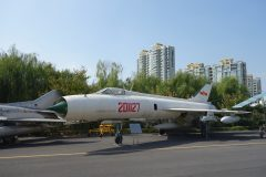 Shenyang F-8E 201127, Shanghai Aerospace Enthusiasts Centre