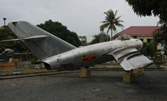 Shenyang J-5 2614   Nha Trang Air Force Museum  Bao tàng Không quân Nha Trang