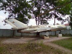 Shenyang J-6 30-950, Siem Reap War Museum Cambodia