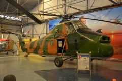 Sikorsky S-58T H4k-64 30 20117 Royal Thai Air Force, Royal Thai Air Force Museum Les Spearman