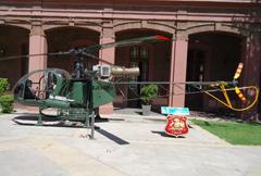 Sud Aviation SA315B Alouette II 161, Museo Histórico y Militar de Chile Ejercito de Chile