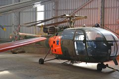 Sud Aviation SE-316B Alouette III 611 South African Air Force, SAAF Museum Cape Town