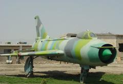 Sukhoi Su-7BKL OMAR Mine Museum Kabul, Afghanistan