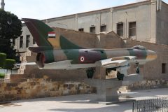Sukhoi Su-7BMK 803 Egyptian Air Force, National Military Museum المتحف الحربى القومى
