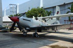 Supermarine Spitfire FR.14E Kh14-1 93 Royal Thai Air Force, Royal Thai Air Force Museum Les Spearman