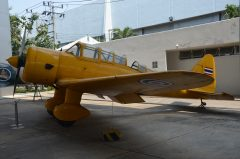 Tachikawa Ki-55 Ida Royal Thai Air Force, Royal Thai Air Force Museum Les Spearman