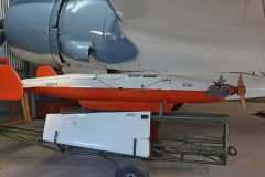 Target drone 1028 South African Air Force, SAAF Museum Cape Town