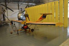 ULV Royal Thai Air Force, Royal Thai Air Force Museum Les Spearman