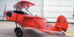 Universal Aircraft Company American Flea Ship PP-TKX, Museu TAM