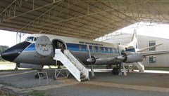 Vickers 748D Viscount Z-YNA, Gweru Military Museum