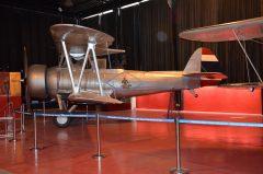Vought V-93S-SA Corsair Royal Thai Air Force, Royal Thai Air Force Museum Les Spearman