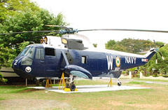 Westland Sea King 42 IN502/W