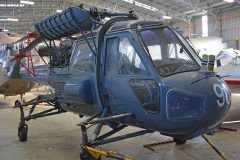 Westland Wasp HAS.1 93 South African Air Force, SAAF Museum Cape Town