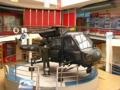 Westland Wasp HAS.1 M499-07 Royal Malaysian Navy, Martime Museum Melaka