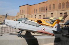 Zlin Z-226 Trener 6 61 Egyptian Air Force, National Military Museum المتحف الحربى القومى
