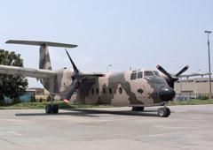 de Havilland Canada DHC-5D Buffalo 322, Museo Aeronáutico Del Perú