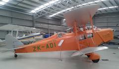 de Havilland D.H.83 Fox Moth ZK-ADI, Croydon Aviation Heritage Centre