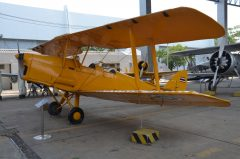 de Havilland DH.82a Tiger Moth G-AMGB Royal Thai Air Force, Royal Thai Air Force Museum Les Spearman