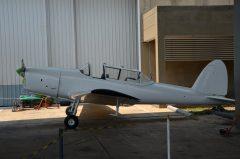 de Havilland DHC-1B-2 Chipmunk Royal Thai Air Force Museum Les Spearman